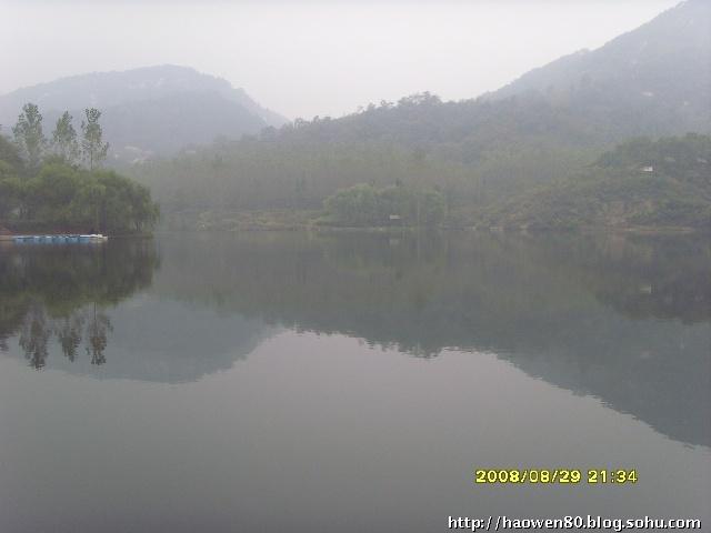 博山樵岭前风景区