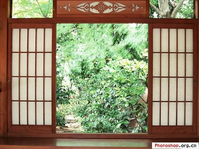 壁上观花 中国风动漫签 制图教程 爱游戏,爱17173