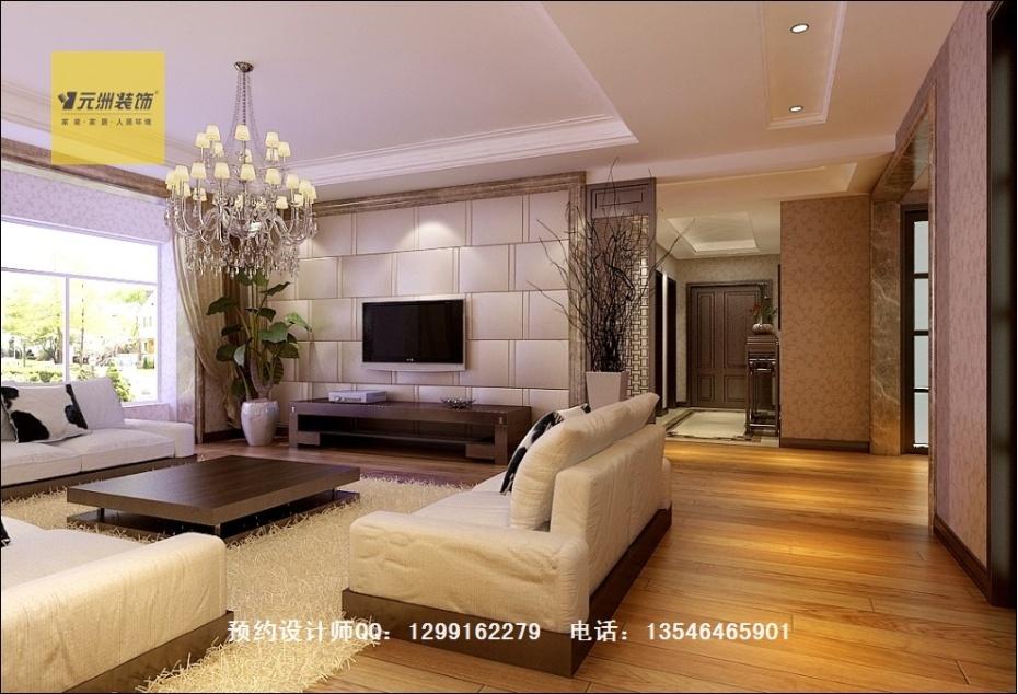 客厅石膏线装饰效果图 客厅石膏线吊顶效果图 客厅石膏线效果图