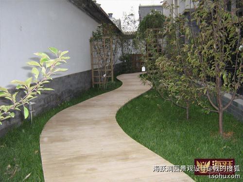 庭院景观供应商/生产供应别墅庭_设计分享