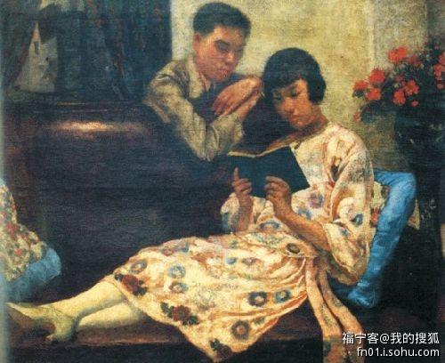 格丽古典写实欧式人物油画 爱神之吻