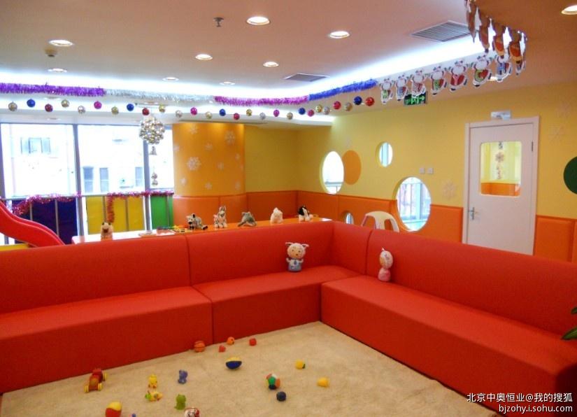 幼儿园设计公司十月送设计给幼儿园,早教中心