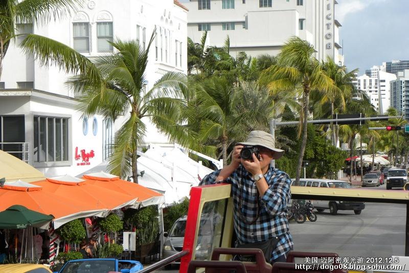 兜风迈阿密迈步小哈瓦那 环太平洋游2