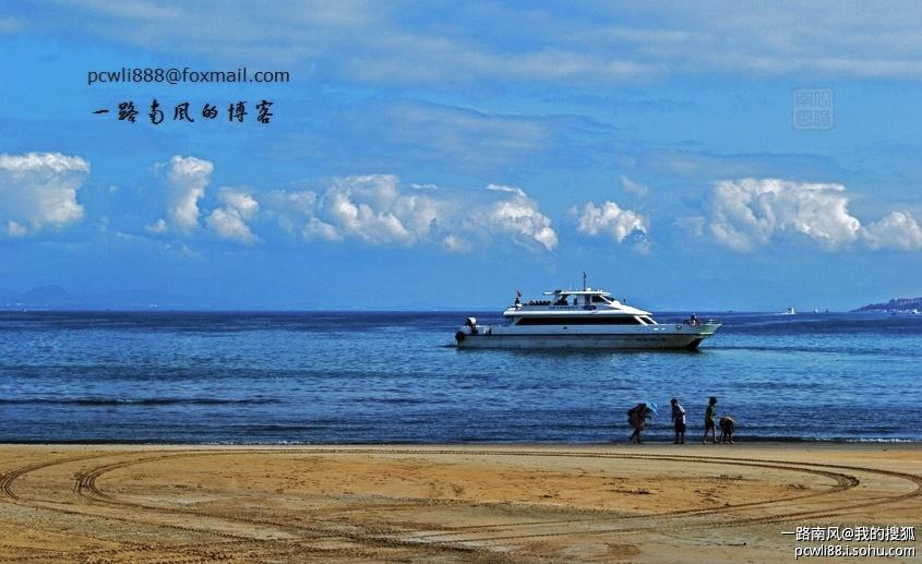 三亚最迷人的岛屿-蜈支洲岛