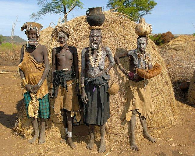 非洲著名景点人文_