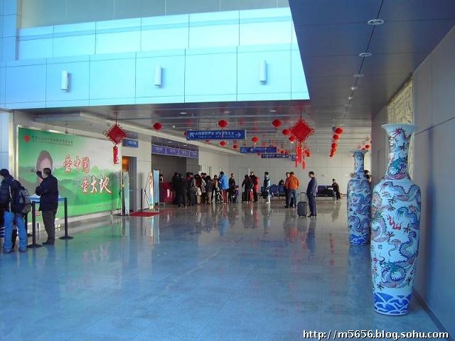 re:大家有去过潍坊飞机场吗?来看一些飞机场的照片吧!