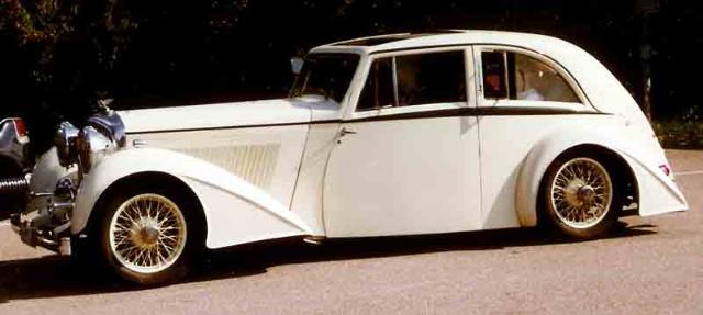 英国历史品牌 Rolls Royce Bentley