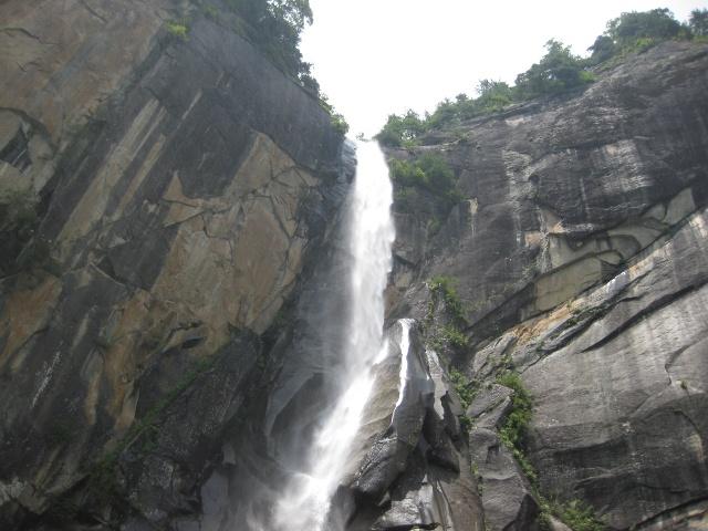 华阳风景区石阶