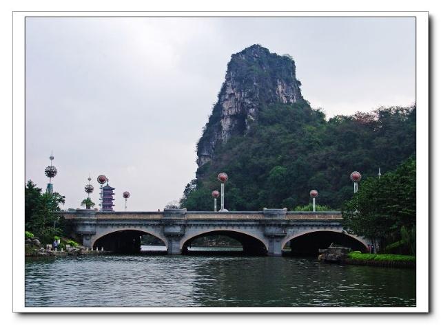 木龙塔-桂林 两江四湖徒步游