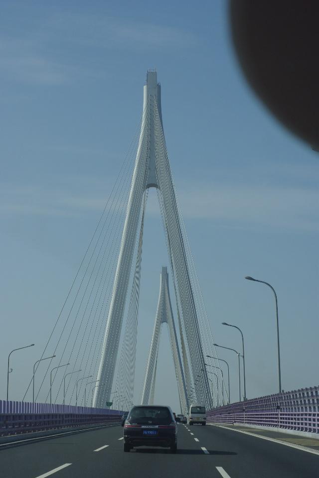 嵊州大桥简笔画