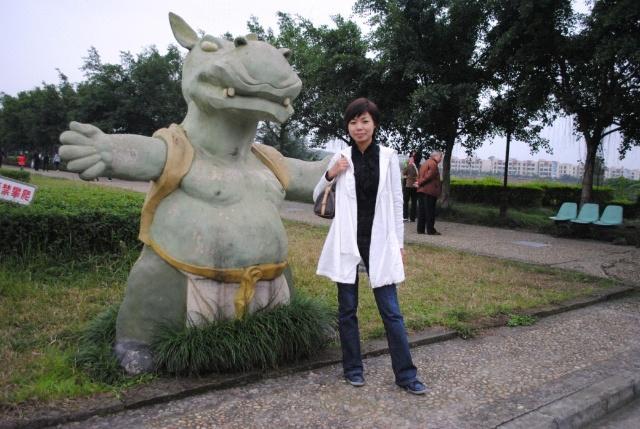 与兽为伍,重庆永川野生动物园自驾游-余德进随笔-搜狐
