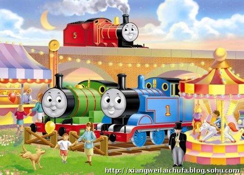 托马斯小火车队