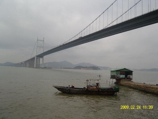 t 伶仃洋跨海大桥暨港珠澳大桥 七律