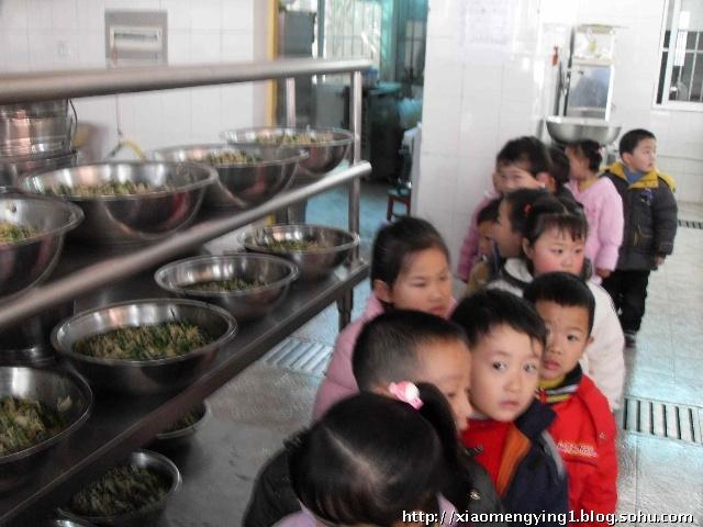 幼儿园厨房洗菜池