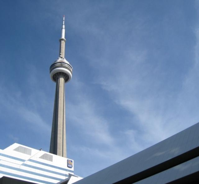 著名的加拿大广播电视塔
