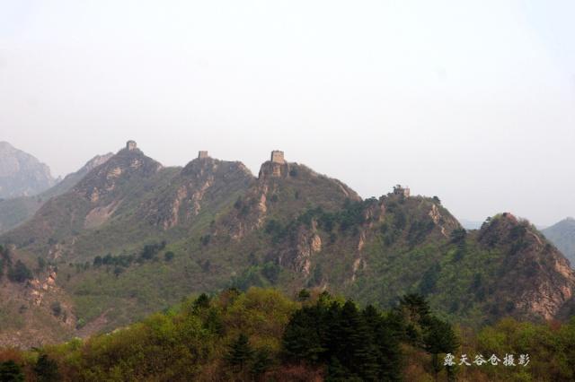 小河口长城位于葫芦岛绥中县永安乡西沟村,小河口是
