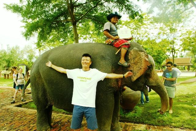 走进泰国大象的世界 - 行者 - 《行者》旅游卫视