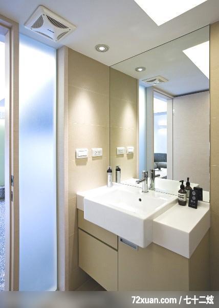 独立卫生间装修效果图