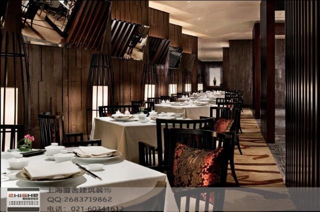 民俗饭店装修设计