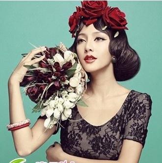 最美新娘发型 新娘发型设计
