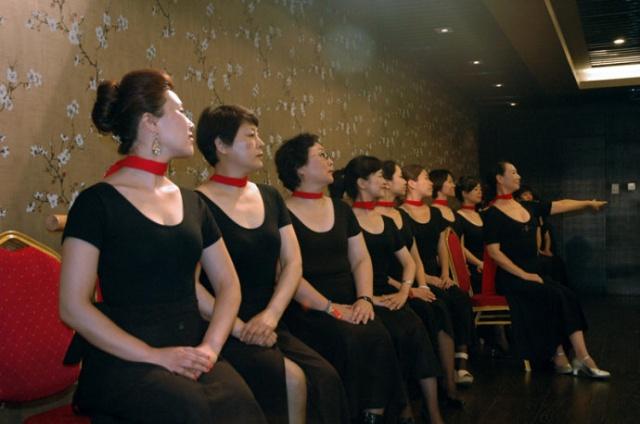 马妮生平《李白一期》a生平仪态课-北京马妮形体梳理的钻石形体人物教学设计图片