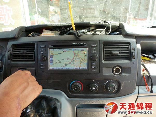 福美来汽车影音导航系统接线图