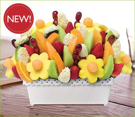 arrangements水果花助你保持身材