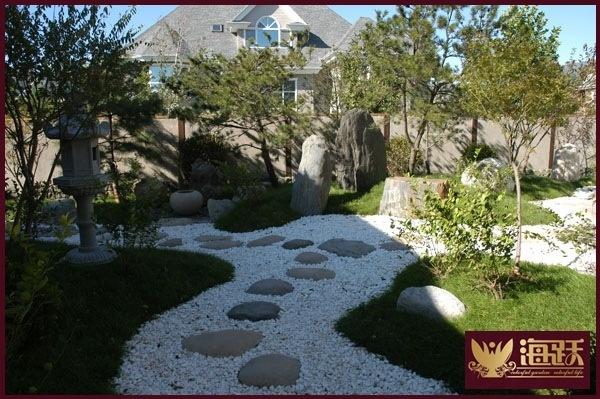 海跃庭院设计谈欧式庭院设计技巧