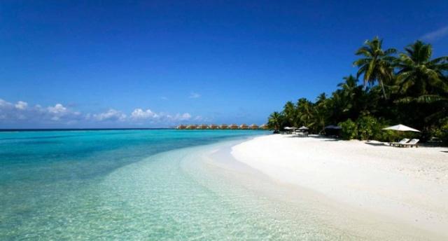 马尔代夫蕉叶岛