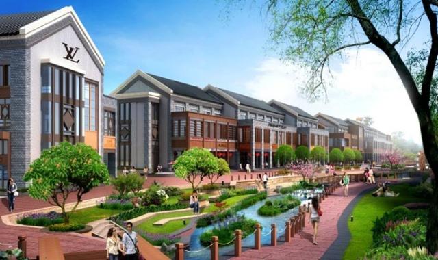 远景设计助惠安聚龙小镇打造生态人文小镇-远景古建筑设计 经典案例