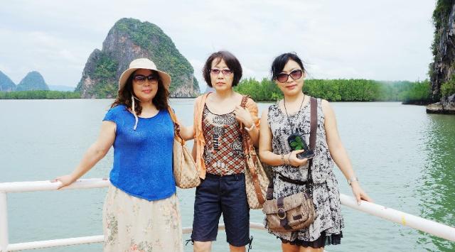 泰国mike生活照