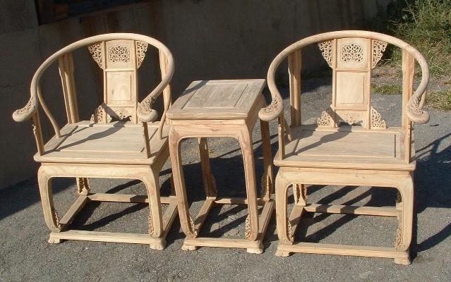 老榆木古典家具设计制作