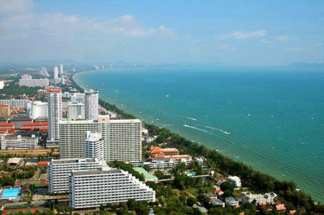泰国风光特色 (四)金沙岛(芭堤雅)----东方夏威夷