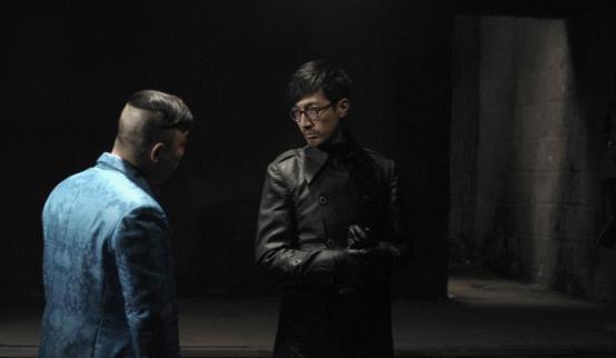 《火线三兄弟》张鲁一:反派人物成就三影帝